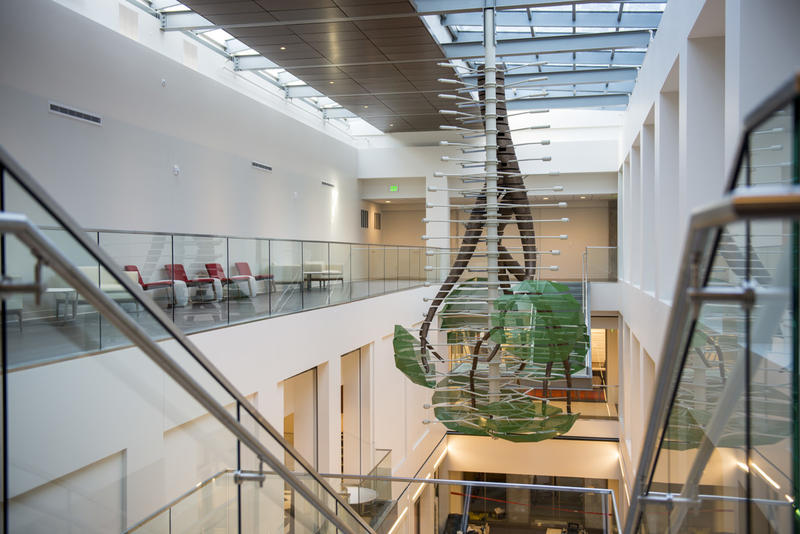 Located in University of Utah's Crocker Science Building