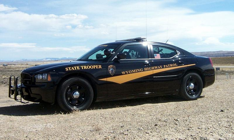 Wyoming State Trooper