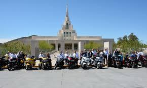 The Temple Riders