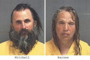 Mitchell and Barzee are in prison for kidnapping then 14-year-old Elizabeth Smart.