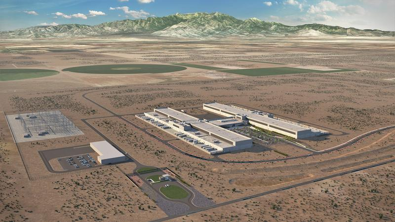 Governor Gary Herbert announced Facebook will build a nearly 1 million-square-foot data center near Eagle Mountain in Utah. The announcement came after Facebook and Utah officials tried to make a similar deal in 2016.