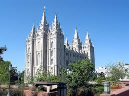 LDS Salt Lake City Temple