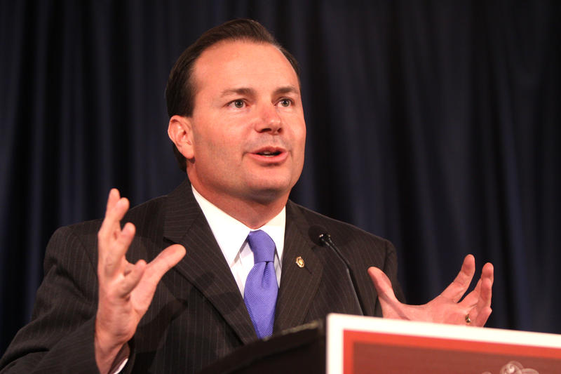Mike Lee; Senator Mike Lee is a potential nominee for the United State Supreme Court.