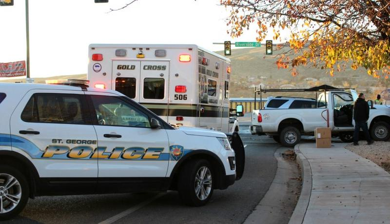 St. George woman found dead in suspected homicide.