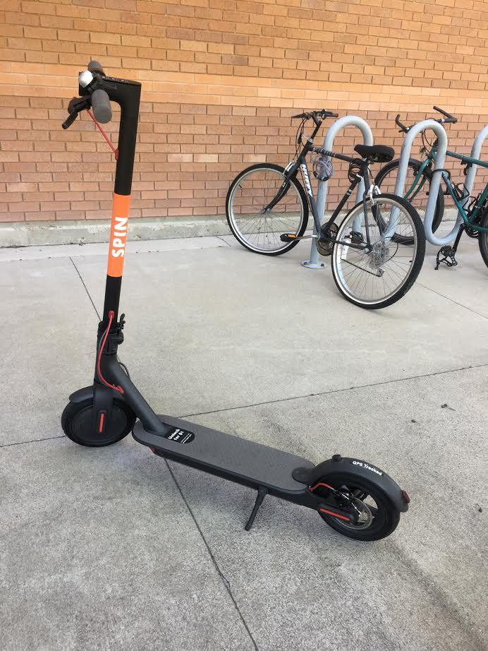 Electric Spin Scooters Removed From Cache Valley Rideshare Program