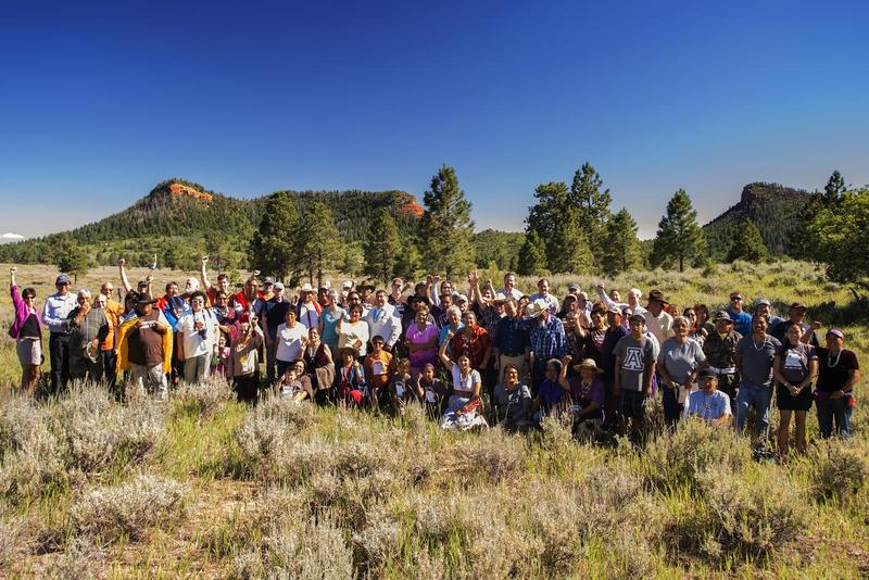 Utah Native Americans At The 2016 Summer Gathering