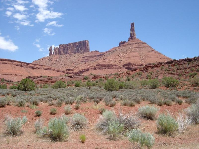 Southern Utah is one of the many locations in Utah used for major films and commercials.