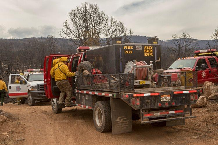Battling Utah's Dollar Ridge Wildfire is costing the state nearly $1 million daily.