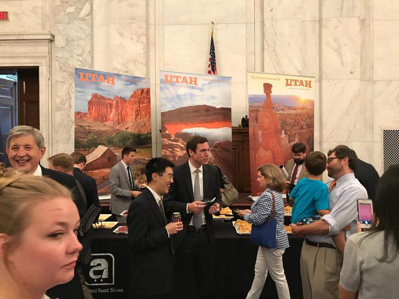 Taste of Utah; The 2017 Taste of Utah Event in Washington D.C.