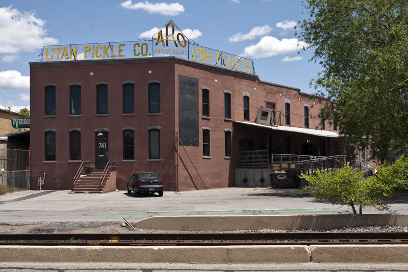 The Pickle Factory in Salt Lake's Granary District