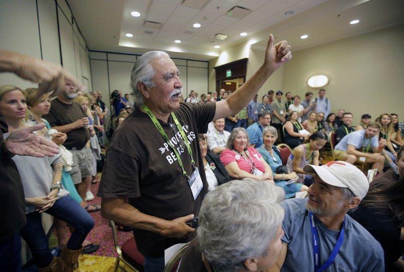 Leonard Gorman is put back on Utah ballot.