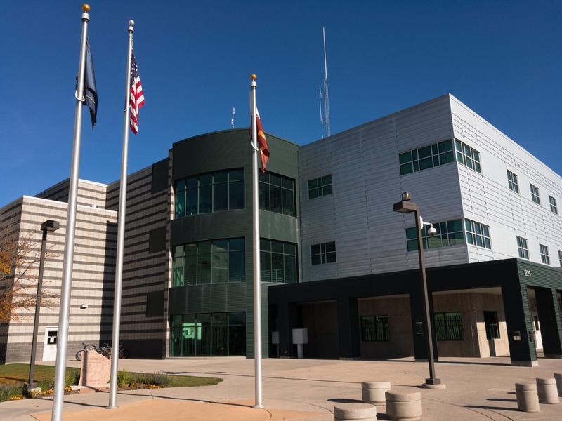 Logan, Utah Jail