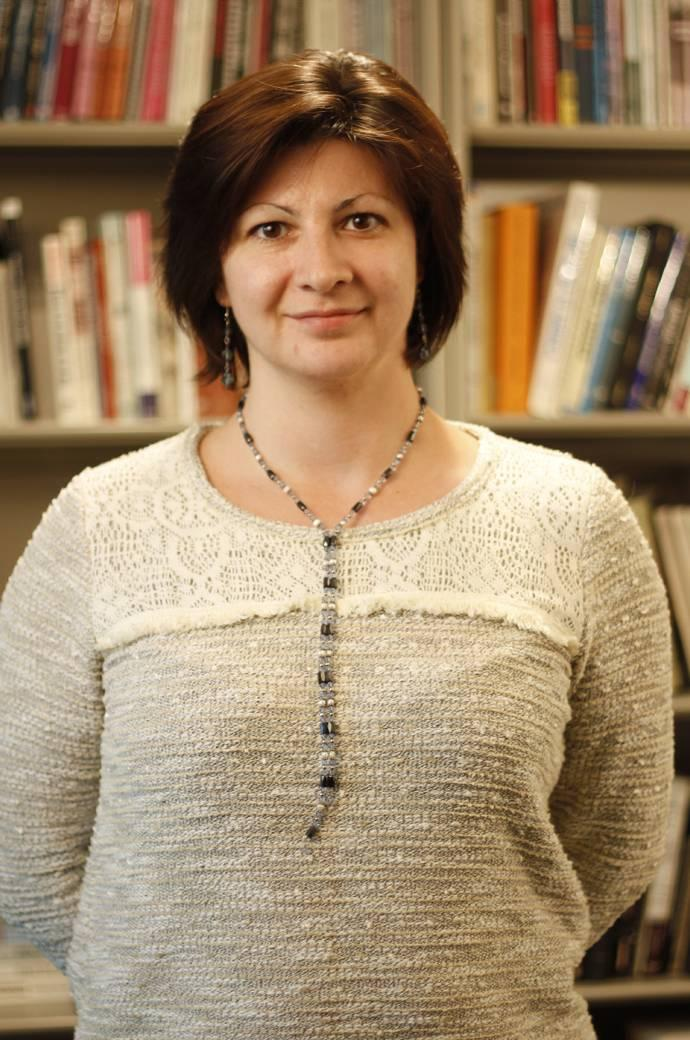 Ellada Gamreklidze works in the Journalism and Communication program at Utah State University. Her recent research traced the impact of a former Supreme Court justice's off-bench address had throughout U.S. case law.