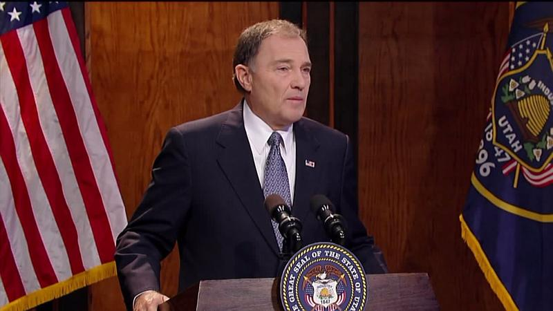 Utah Governor Gary Herbert says he will vote against a marijuana proposition