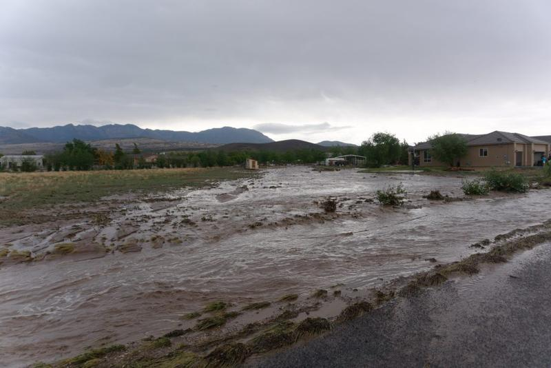 FEMA warns Utah residents to prepare for seasonal rains showers that could flood roadways and homes