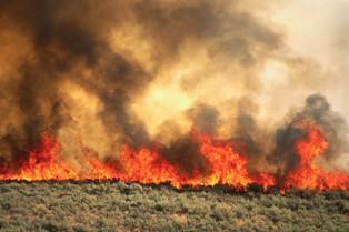 Sanpete County Wildfire.