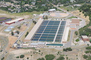 Logan City Water Treatment Plant