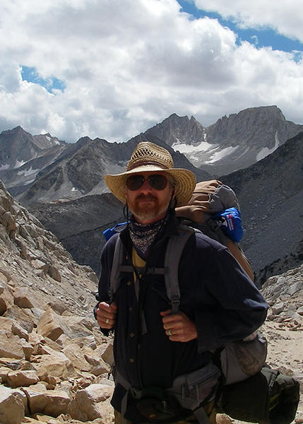 David Stoner is a researcher in the department of wildland resources at Utah State University's colleged of natural resources.