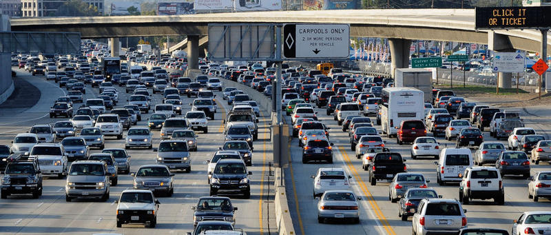 Rick Geddes studies economic solutions to reduce traffic congestion in the U.S. and abroad.