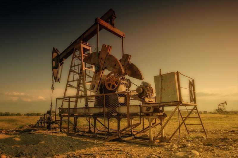 oil fields rigs