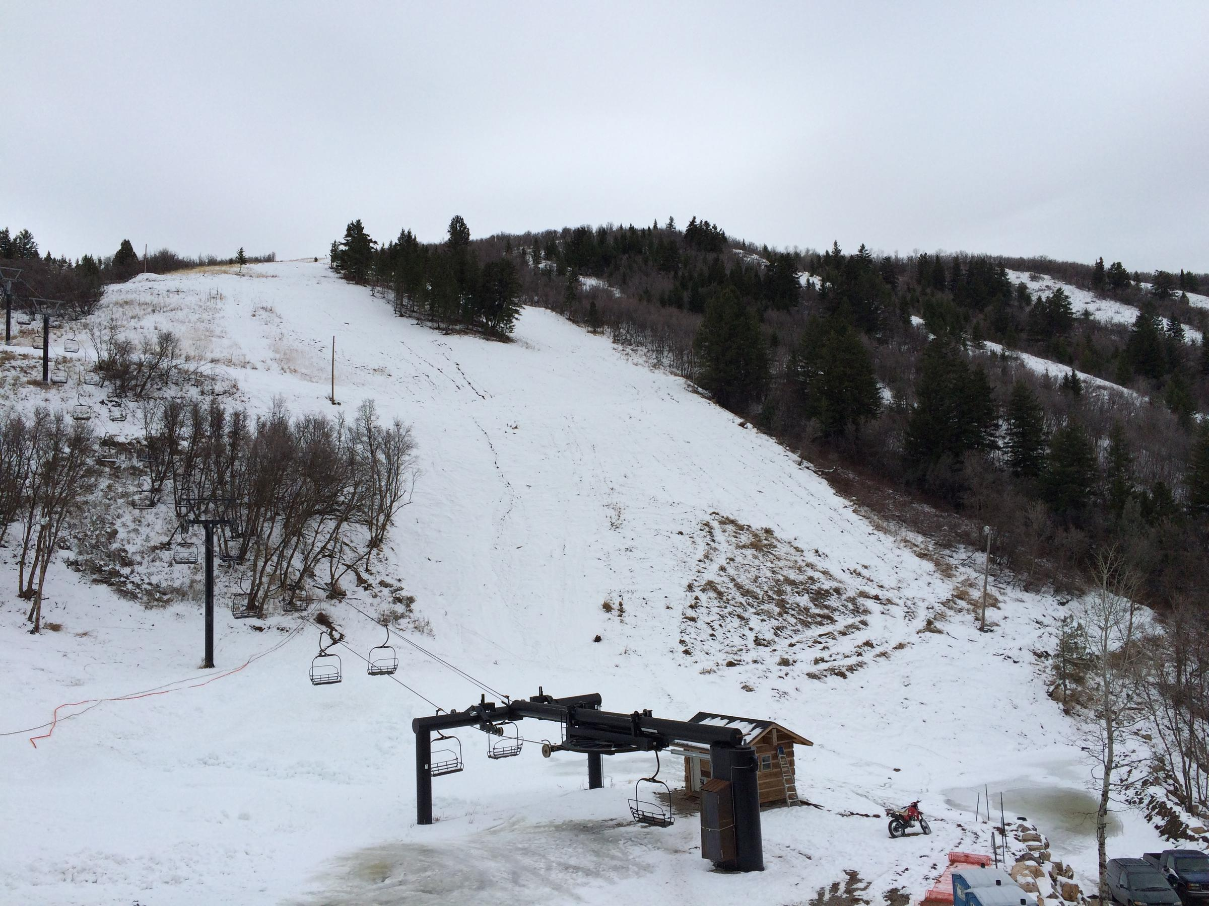 cherry peak resort to open this winter | upr utah public radio