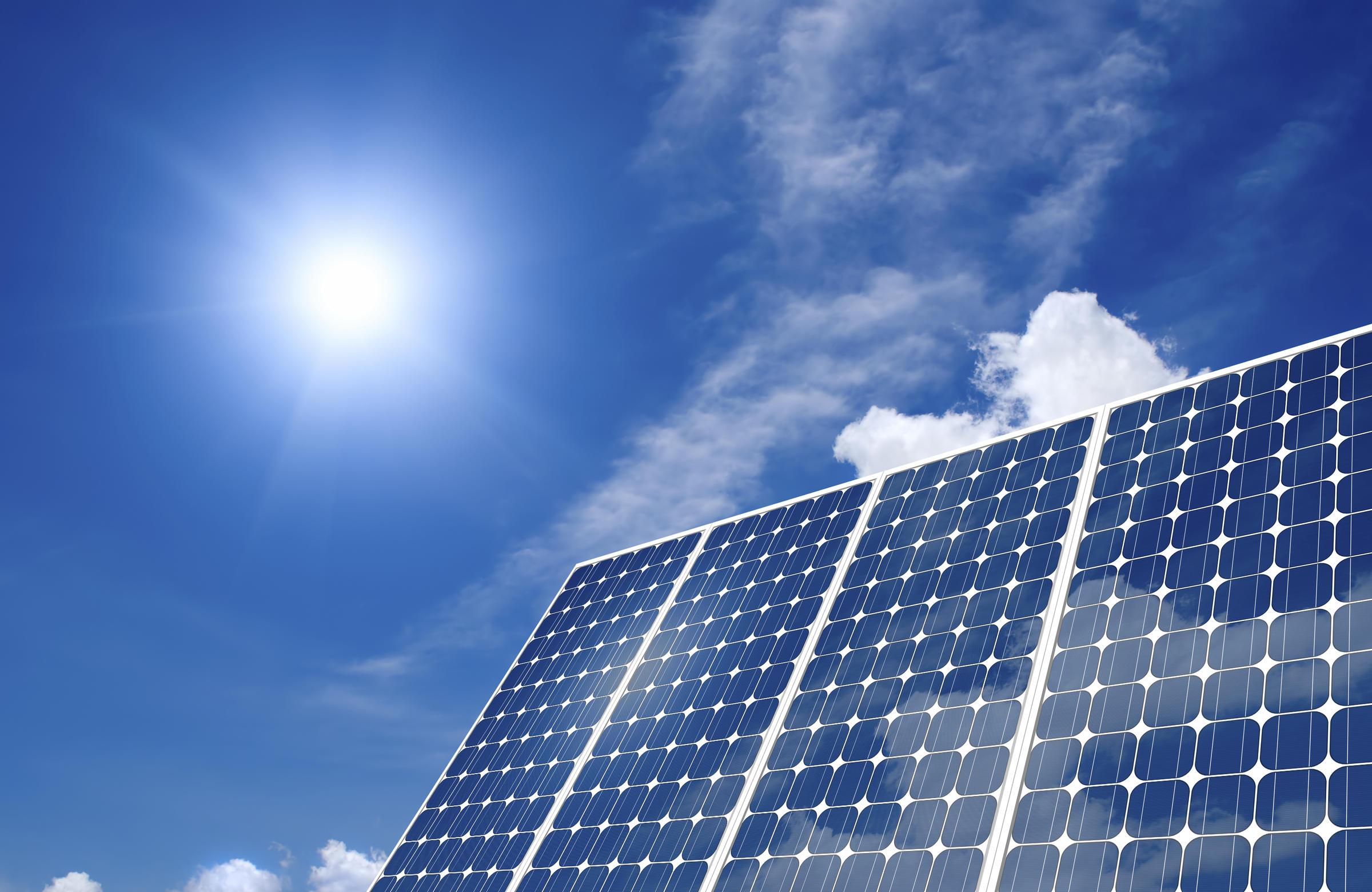Solar Power Benefits Local High School Upr Utah Public Radio