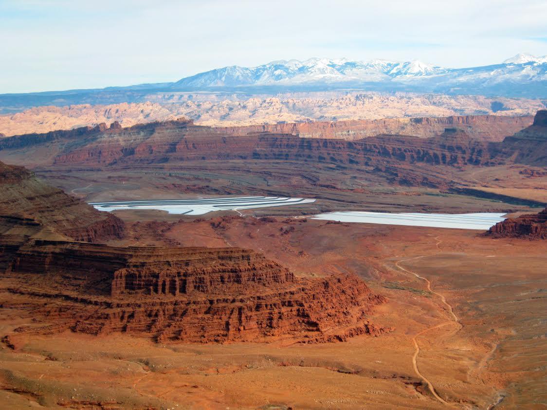 Final draft of the moab master leasing plan upr utah for Bureau land management