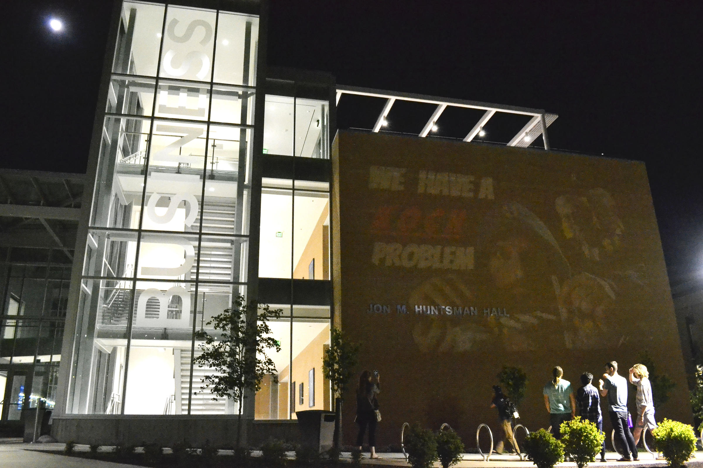 utah state university responds to student protest of koch donation