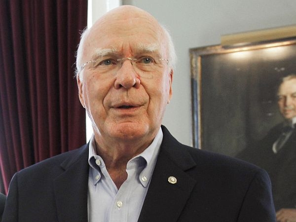 Leahy Drops Fight For Same Sex Marriage Immigration Reform But Vows Fight In The Future