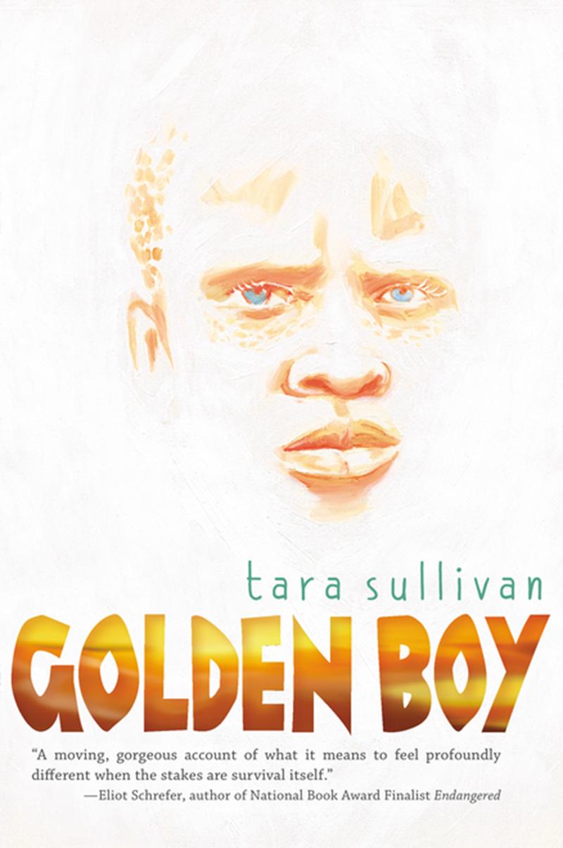 Golden Boy book cover