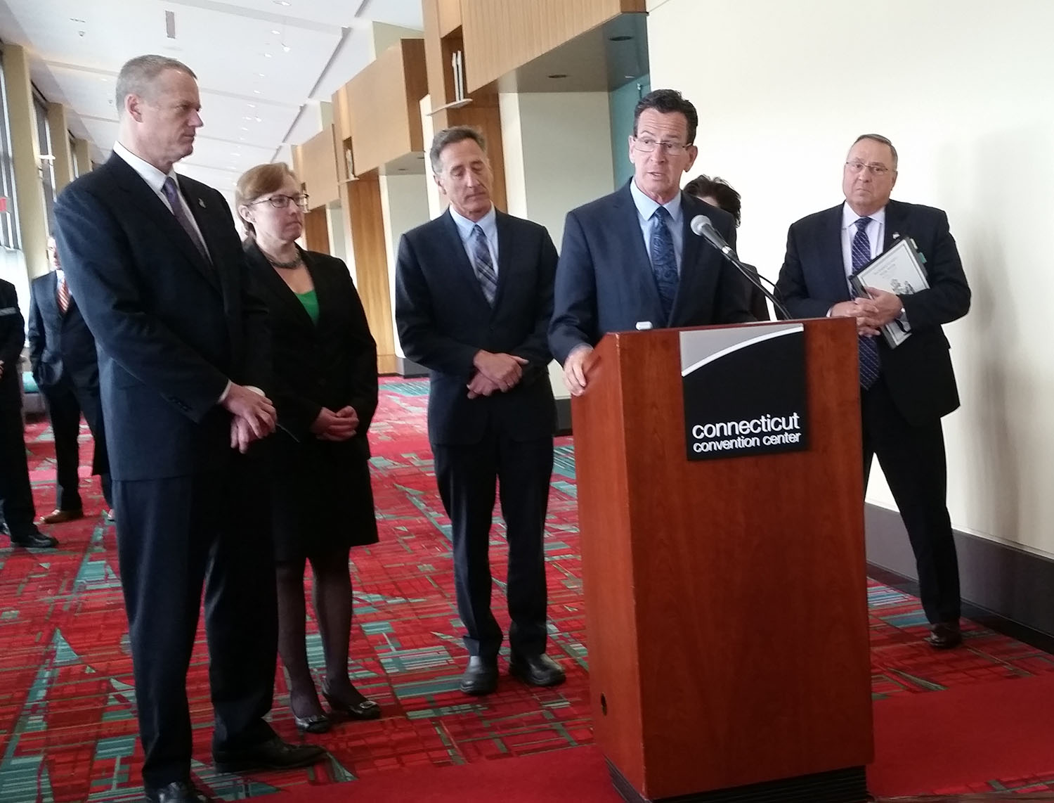 New England Governors See Pipeline Capacity As Solution To High Power Prices