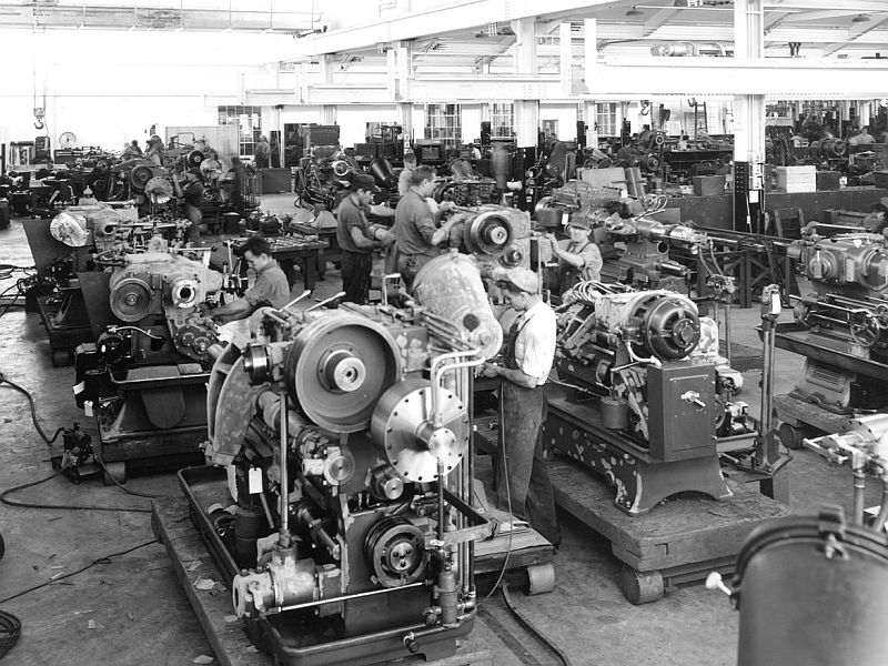 Not Your Old School Manufacturing