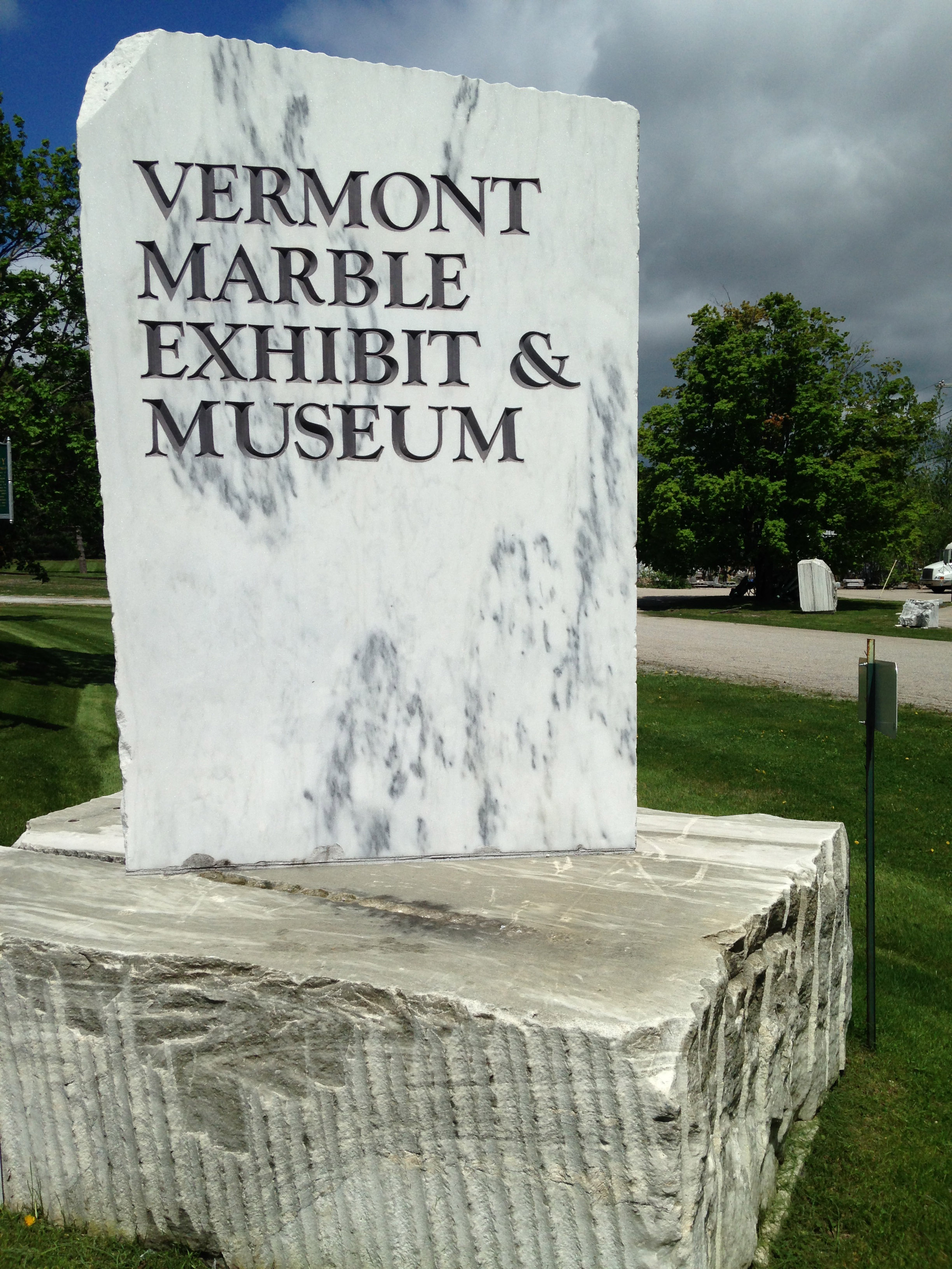 Proctor Reopens Marble Museum, Celebrates Historic Past