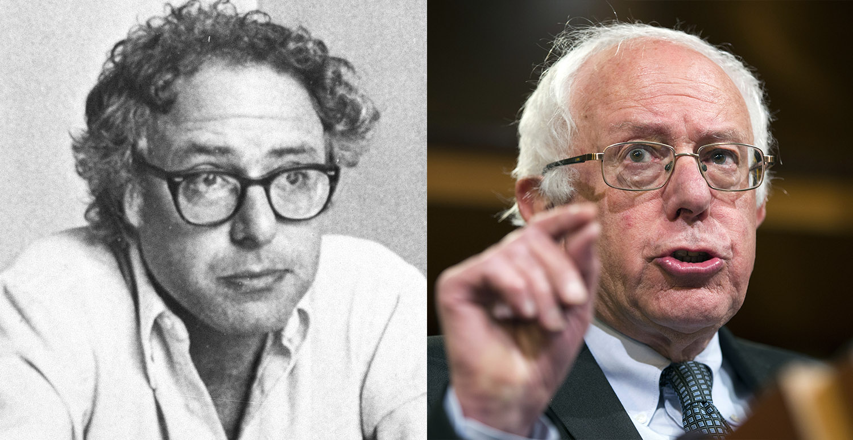 Hear Bernie Sanders' Political Views (Not) Evolve Over The Decades