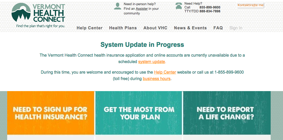 Health Connect Features Going Offline For 'Change Of Circumstance' Upgrade