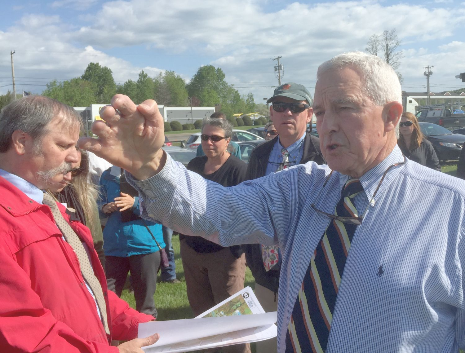 Development Off Exit 4 Seen As A Test Of Farmland Preservation