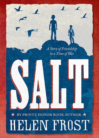 Salt: A Story of Friendship in a Time of War book cover