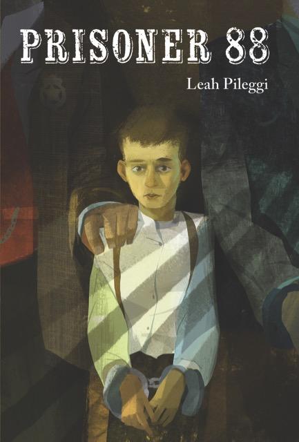 Prisoner 88 book cover