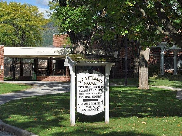The Vermont Veterans Home in Bennington is seen in this 2012 file photo.