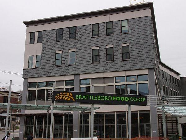 The new Brattleboro Food Co-Op opened downtown in June.