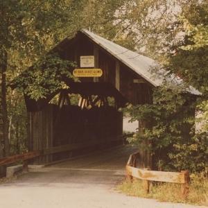 Emily's Bridge, circa 1980