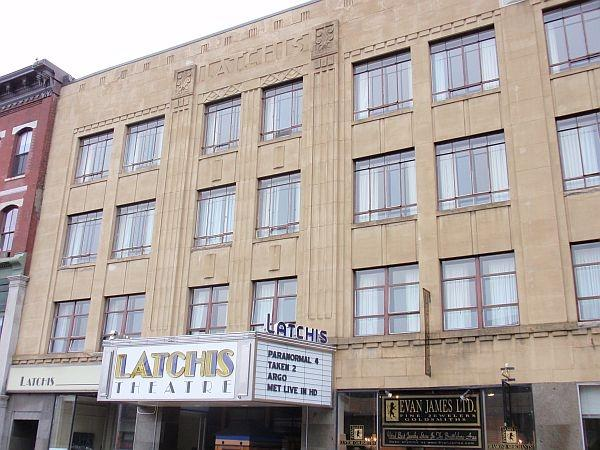 The Latchis Theater