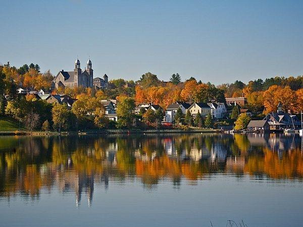 Newport, on the shores of Lake Memphremagog, stands to get several new developments if $500 million in economic investments are
