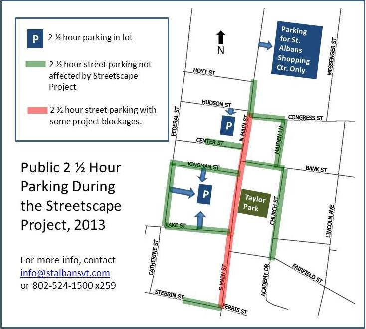 St. Albans Parking Plan