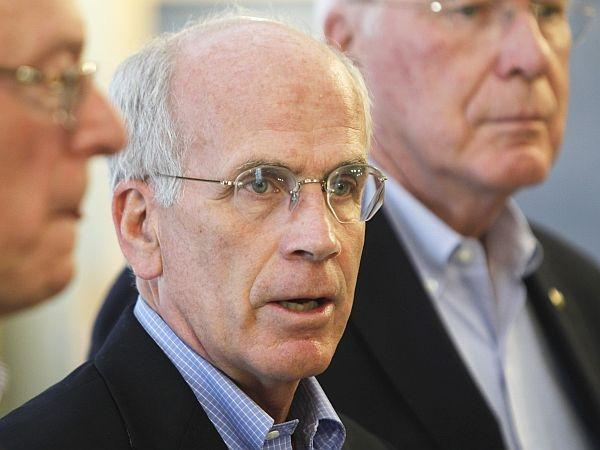 Rep. Peter Welch is hopeful that President Trump will develop a more bipartisan approach with Congressional Democrats.
