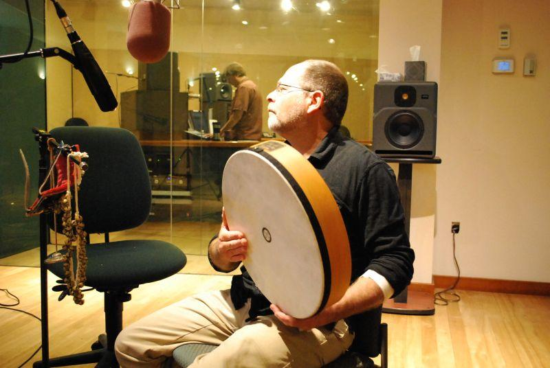 Percussionist, Jon Seligman