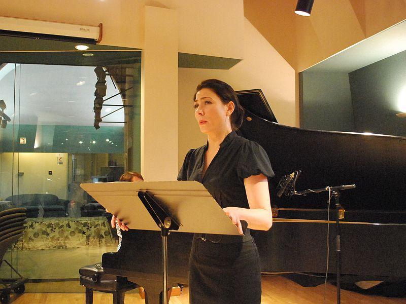 Soprano, Suzanne Kantorski-Merrill