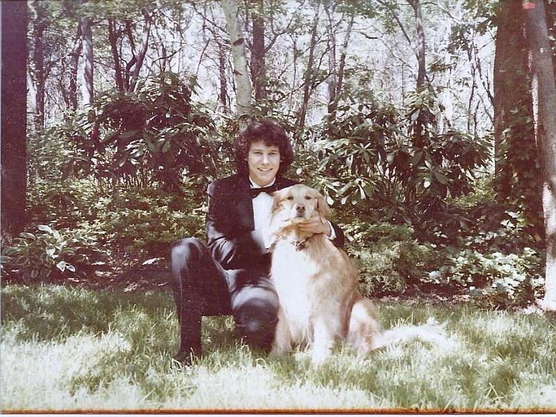 Mitch Wertlieb, circa 1984