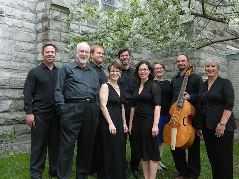 The Green Mountain Monteverdi Ensemble of Vermont