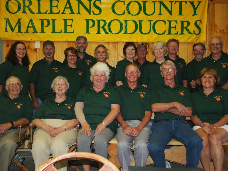 Orleans County Maple Producers